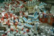 یکدرصد از داروهای موجود در کشور قاچاق است