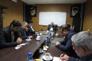 مشکلات تعاونی ها در جلسه هیات مدیره اتاق تعاون فارس بررسی شد