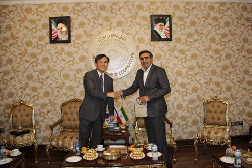 کره جنوبی خواستار بهرهگیری از تجربه تعاون در ایران شد