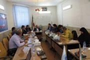 اولین جلسه هم اندیشی هیئت رئیسه جدید اتاق تعاون استان یزد