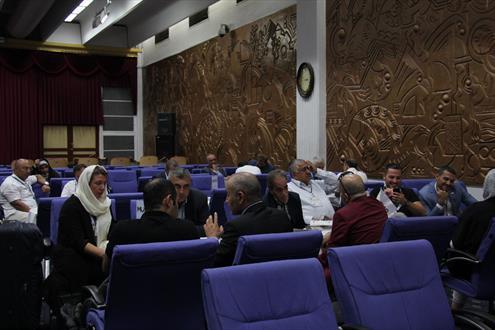 دیدار هیات تجاری ترکیه با تجار داخلی در جلسات B۲B