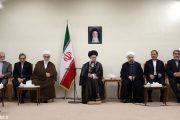 رهبر معظم انقلاب اسلامی: جهت گیری ها باید از