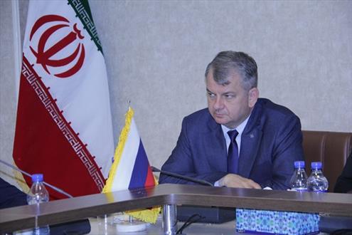 رئیس بخش بازرگانی سفارت روسیه در اتاق تعاون ایران: آمادگی برای گسترش تعاملات تجاری وجود دارد