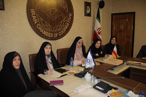 برگزاری سی امین کمیسیون بانوان اتاق تعاون ایران با حضور رئیس فراکسیون زنان مجلس