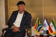 سفیر آفریقای جنوبی در اتاق تعاون ایران: برای گسترش ارتباط با بخش تعاون ایران آماده ایم