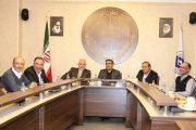هیات رئیسه اتاق تعاون آخرین جلسه دوره فعلی را برگزار کرد