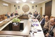 کمیسیون تخصصی حمل و نقل، گمرک و ترانزیت با دو دستور جلسه برگزار شد