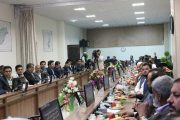 در راستای افزایش مراودات تجاری صورت گرفت؛حضور هیات تجاری پاکستان در اتاق تعاون خراسان شمالی