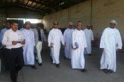 بازدید هیات تجاری عمان از واحدهای صنعتی و تولیدی در حوزه صنعت ساختمان