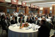 دیدار هیات رئیسه اتاق تعاون مازندران با سفیر کره جنوبی