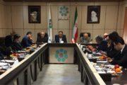 نشست مشترک  بانک توسعه تعاون با تعاونگران استان گیلان