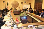 کارگاه آموزشی صدور گواهی فعالیت اتحادیه ها و شرکت های تعاونی