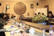 برگزاری کارگاه آموزشی صدور گواهی فعالیت در اتاق تعاون