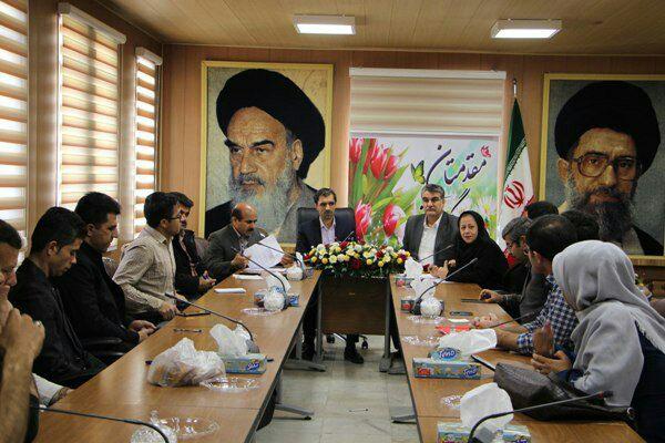  برگزاری نشست هم اندیشی تعاونیهای تولیدکننده گیاهان دارویی استان کردستان
