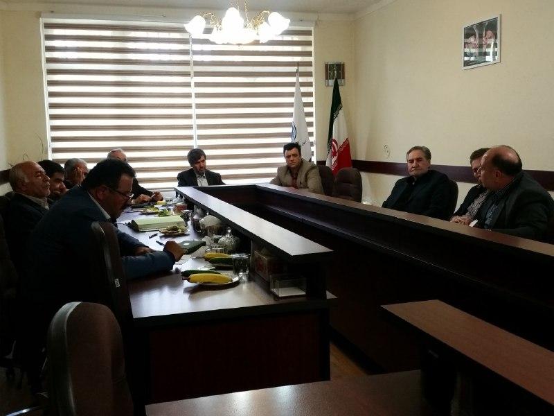 برگزاری جلسه هم اندیشی مدیران بخش تعاون آذربایجان غربی