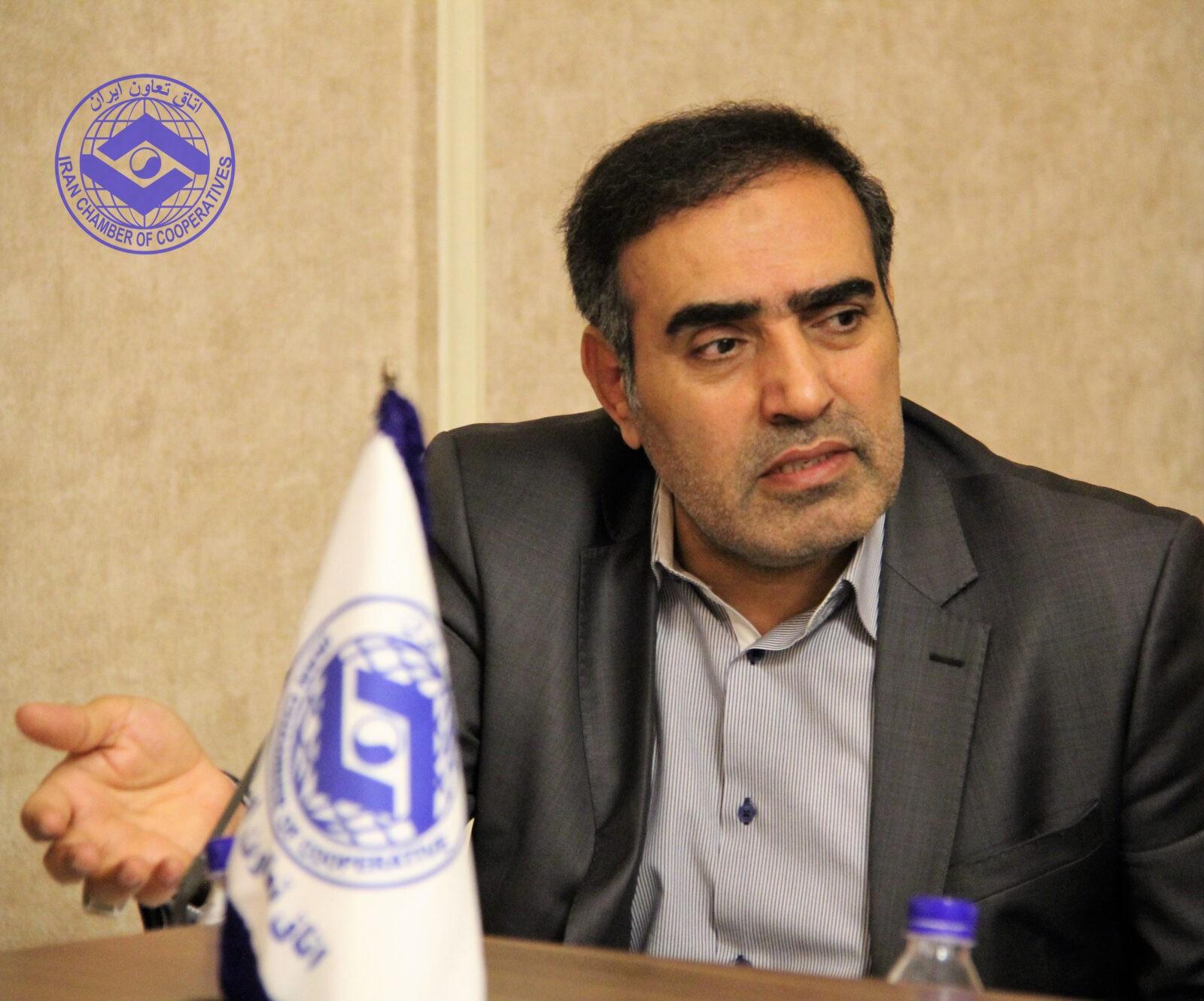 ایجاد تعاونیهای بزرگ عرضه محصولات ایرانی در تمام شهرها/ ایجاد زنجیره تولید، توزیع تا مصرف در بخش تعاون