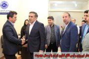 دیدار نوروزی رئیس اتاق تعاون ایران با پرسنل