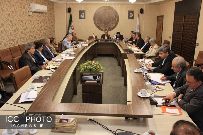 انتخابات کمیسیون توسعه تجارت و صادرات غیرنفتی اتاق تعاون برگزار شد