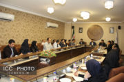 نشست صمیمانه پرسنل اتاق تعاون ایران با سرپرست معاونت پشتیبانی،تحقیقات و برنامه ریزی