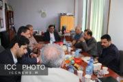 دیدار رئیس اتاق تعاون ایران با اتحادیه سراسری تعاونی های تکثیر، پرورش صادرات آبزیان ایران