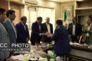 صمد مرعشی به سمت سرپرست معاونت هماهنگی امور اتاق ها و اتحادیه ها منصوب شد