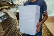 صادرات کاغذ و ۵ کالای دیگر ایرانی ممنوع شد
