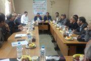 نشست هماندیشی تعاونگران در اتاق تعاون اردبیل