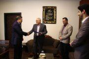 مراسم تجلیل از آزادگان اتاق تعاون ایران
