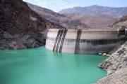 ذخایر آبی سد های تهران ۲۵۰ میلیون متر مکعب کمبود دارد