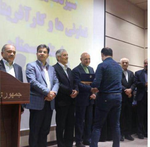 برگزاری سیزدهمین جشنواره تجلیل از تعاونگران در استان سمنان
