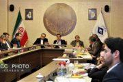 گزارش تصویری نشست مدیرعامل سازمان تعاون روستایی و رئیس اتاق تعاون ایران