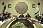 برگزاری کمیسیون مرزنشیان با 2 دستور در اتاق تعاون