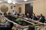 دیدار رئیس اتاق تعاون ایران با روسای اتاق های تعاون سراسر کشور