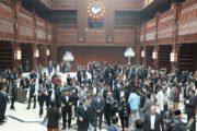بازدید میهمانان خارجی  سیزدهمین اجلاس بین المللی تعاون از  بازار بزرگ ایران