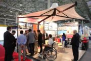 چهاردهمین نمایشگاه بینالمللی ساختمان و عمران کیش وارد روز چهارم شد