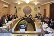 نشست مشترک رئیس اتاق تعاون ایران با رئیس سازمان ملی استاندارد