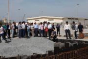 تور بازدید از پروژه های عمرانی کیش در حاشیه نمایشگاه بین المللی عمران و ساختمان برگزار شد