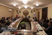 گزارش تصویری نشست هم اندیشی رئیس اتاق تعاون تهران با تعاونی های تهران