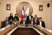 بازدید هیئت مدیره ICA از اتاق تعاون ایران