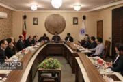 هیات رئیسه کمیسیون مرزنشینان اتاق تعاون انتخاب شدند