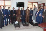 گسترش تعامل بانک توسعه تعاون و کمیسیون های تخصصی اتاق تعاون خراسان رضوی
