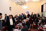 دیدار هیات تجاری ترکیه  با فعالان بخش تعاون در اتاق تعاون+ عکس