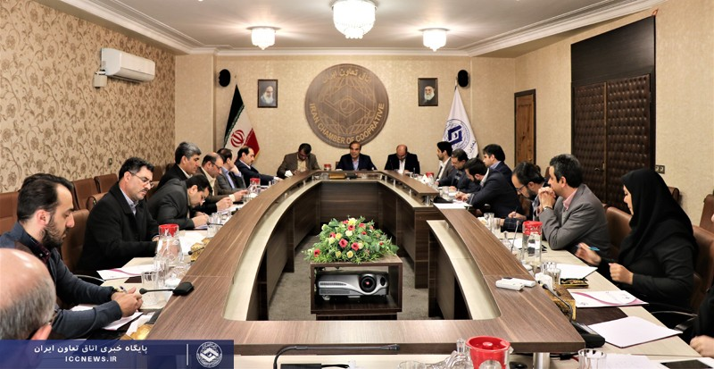 برگزاری دومین نشست کارگروه مشترک اتاق تعاون و معاونت امور تعاون وزارتخانه