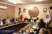 نشست بررسی فرصت های بازار عراق در اتاق تعاون ایران/ دیدار مردان اقتصادی ایران و عراق