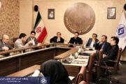 گزارش تصویری معرفی سامانه مهتا به معاون دادستان کل کشور در اتاق تعاون