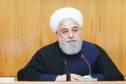 روحاني با استعفاي ظريف مخالفت کرد