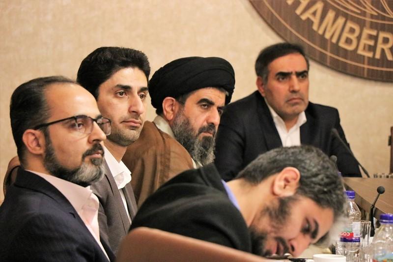 سامانه مهتا به نمایندگان مجلس شورای اسلامی معرفی شد+ عکس