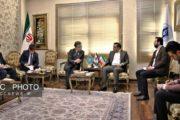حضور سفیر قزاقستان در اتاق تعاون ایران/ گسترش تعاملات تجاری دو کشور بررسی شد
