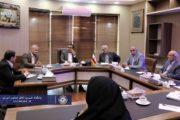 دیدار رئیس اتاق تعاون ایران با هیات رئیسه اتاق تعاون مازندران