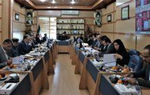 گزارش تصویری اولین جلسه ستاد مشترک بخش تعاون در سال جدید